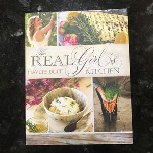 The Real Girls Kitchen Cookbook